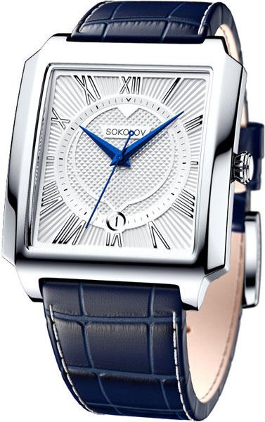 Мужские часы SOKOLOV 134.30.00.000.01.02.3