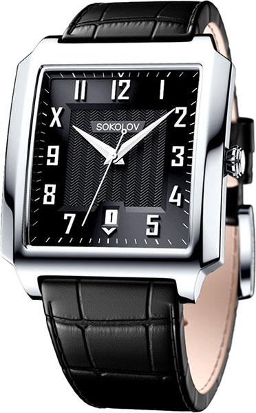 Мужские часы SOKOLOV 134.30.00.000.05.01.3