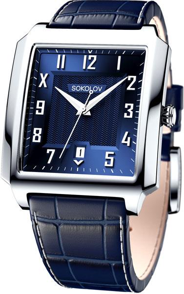 Мужские часы SOKOLOV 134.30.00.000.07.02.3