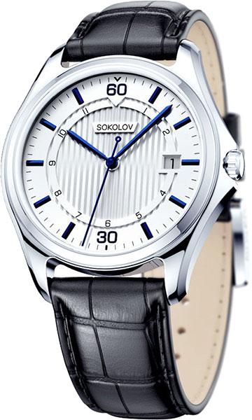 Мужские часы SOKOLOV 135.30.00.000.05.01.3