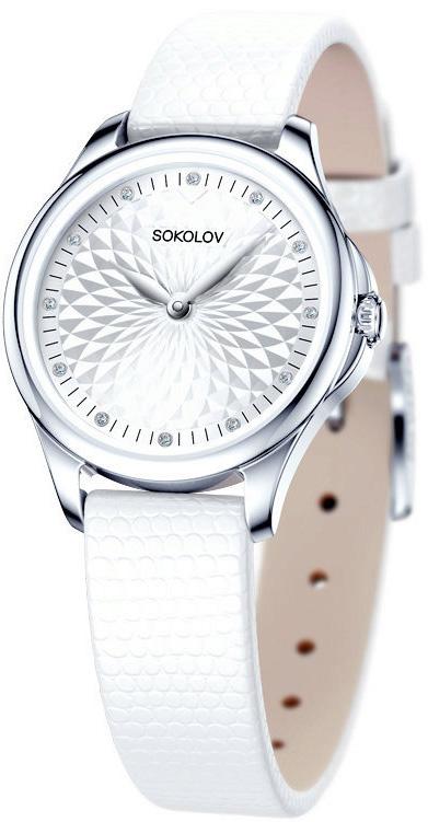 Женские часы SOKOLOV 136.30.00.000.03.02.2