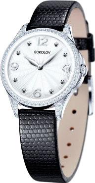 Женские часы SOKOLOV 137.30.00.001.01.01.2