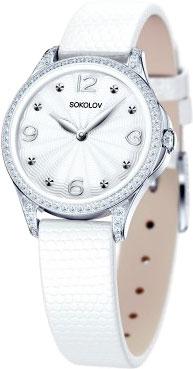 Женские часы SOKOLOV 137.30.00.001.01.02.2