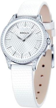 Женские часы SOKOLOV 137.30.00.001.05.02.2