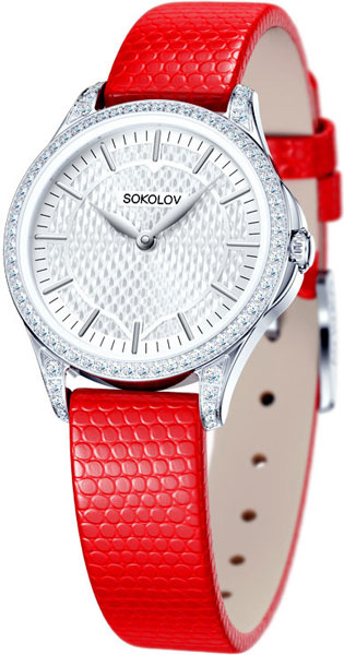 Женские часы SOKOLOV 137.30.00.001.05.03.2