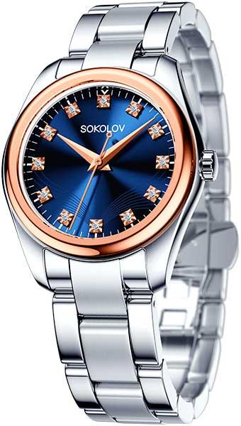 Фото «Российские наручные часы SOKOLOV 140.01.71.000.05.01.2»