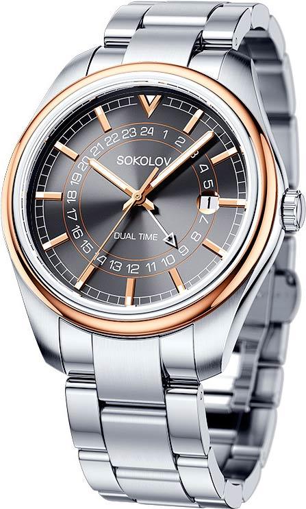 Мужские часы SOKOLOV 157.01.71.000.05.01.3