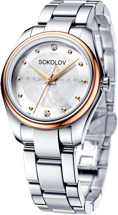 Женские часы SOKOLOV 158.01.71.000.01.01.2