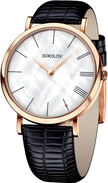 Женские часы SOKOLOV 204.01.00.000.02.01.2