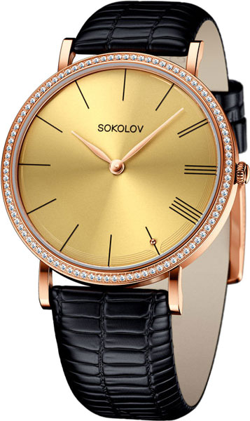 Женские часы SOKOLOV 210.01.00.001.03.01.2