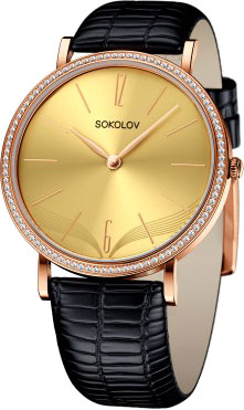 Женские часы SOKOLOV 210.01.00.001.07.01.2