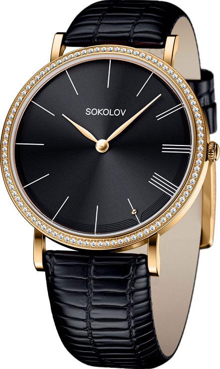 Женские часы SOKOLOV 210.02.00.001.04.01.2