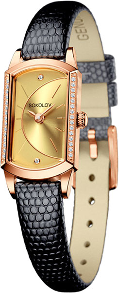 Женские часы SOKOLOV 222.01.00.001.05.01.3 цена и фото