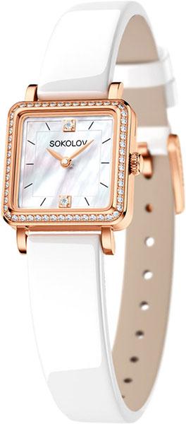 Женские часы SOKOLOV 232.01.00.001.05.05.2