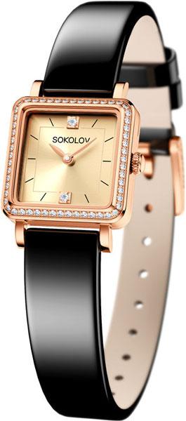 Женские часы SOKOLOV 232.01.00.001.06.04.2
