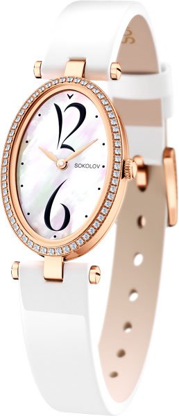 Женские часы SOKOLOV 236.01.00.001.05.05.2