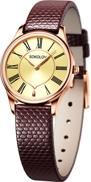 Женские часы SOKOLOV 238.01.00.000.02.04.2