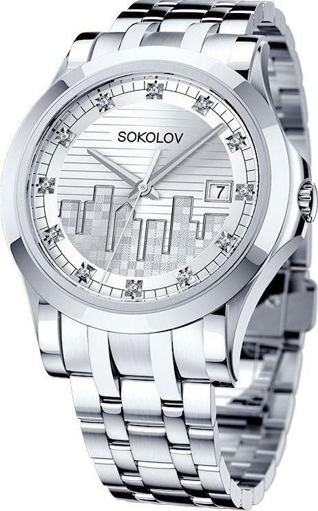 Женские часы SOKOLOV 303.71.00.000.01.01.2
