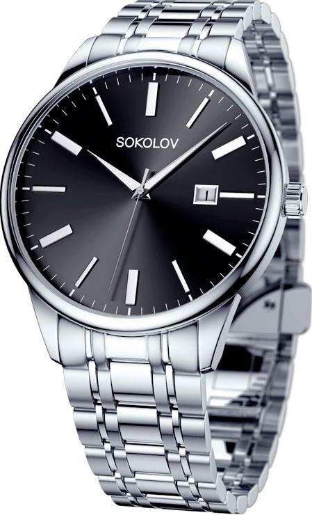 Мужские часы SOKOLOV 313.71.00.000.02.01.3