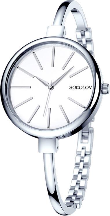 Женские часы SOKOLOV 314.71.00.000.01.01.2