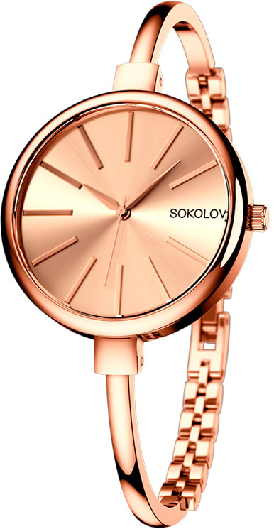 Женские часы SOKOLOV 314.73.00.000.03.02.2