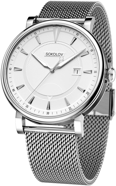 Мужские часы SOKOLOV 317.71.00.000.06.01.3