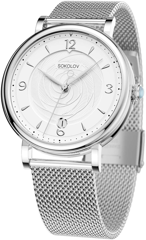 Женские часы SOKOLOV 318.71.00.000.03.01.2 женские часы sokolov 120 30 00 000 04 04 2