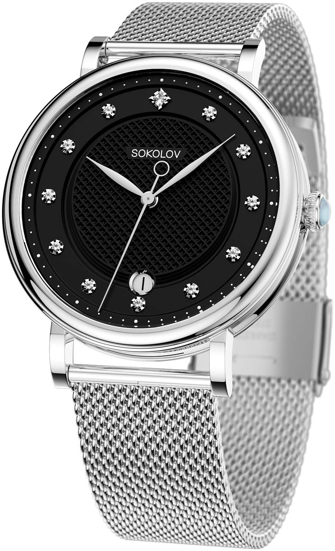 Женские часы SOKOLOV 318.71.00.000.05.01.2 женские часы sokolov 120 30 00 000 04 04 2
