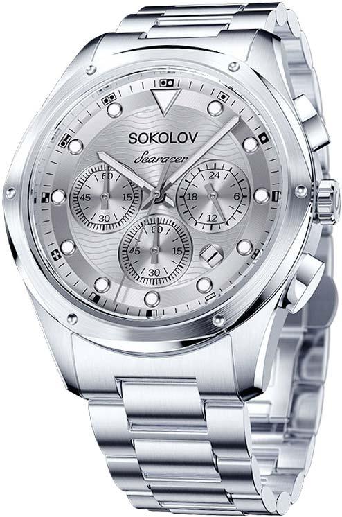 Мужские часы SOKOLOV 320.71.00.000.01.01.3
