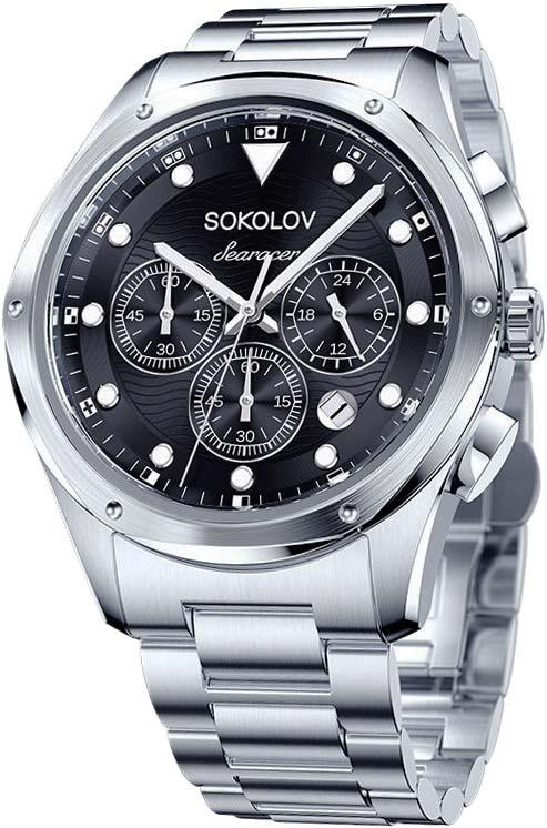 Мужские часы SOKOLOV 320.71.00.000.02.01.3