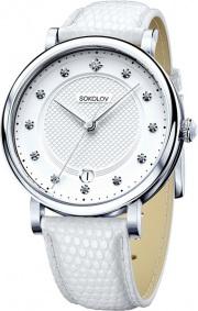 bba0fce40ed5 Наручные часы SOKOLOV (Соколов) Enigma — купить на официальном сайте ...