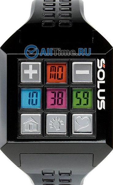 Купить Наручные часы 01-820-001  Мужские наручные часы в коллекции Leisure Solus