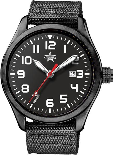 цена Мужские часы Спецназ C2864315-2115-09 онлайн в 2017 году