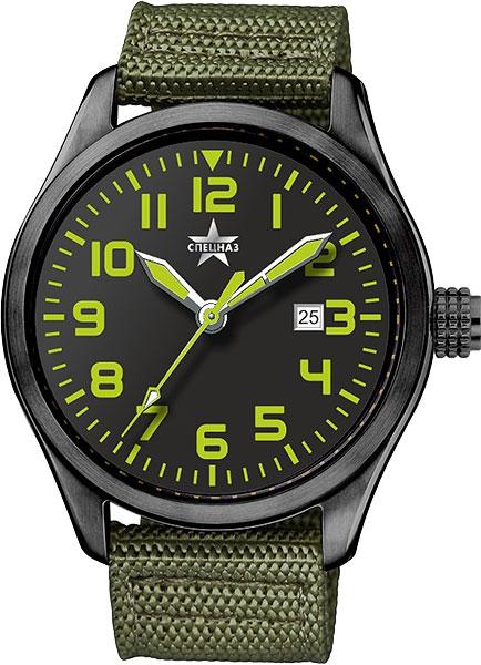 цена Мужские часы Спецназ C2864321-2115-09 онлайн в 2017 году