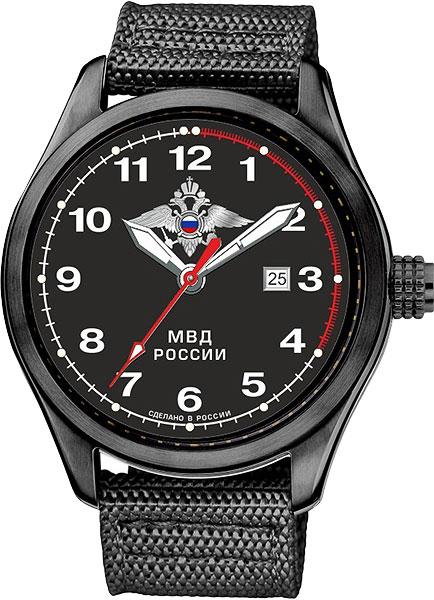 цена Мужские часы Спецназ C2864327-2115-09 онлайн в 2017 году