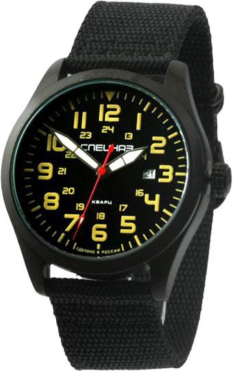 цена Мужские часы Спецназ C2864347-2115-09 онлайн в 2017 году