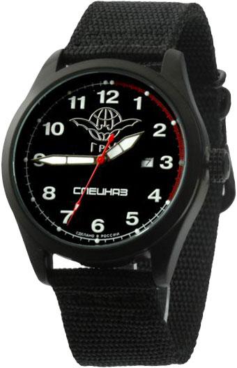 цена Мужские часы Спецназ C2864351-2115-09 онлайн в 2017 году