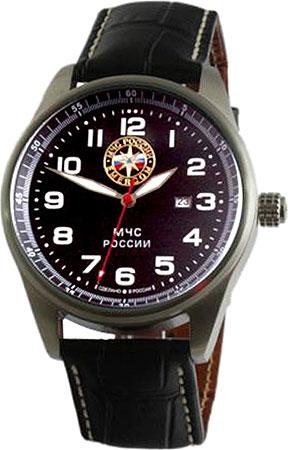 цена Мужские часы Спецназ C9370352-2115 онлайн в 2017 году