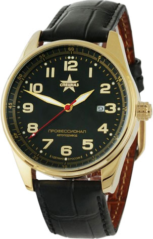 Мужские часы Спецназ C9379327-8215 pci 8215