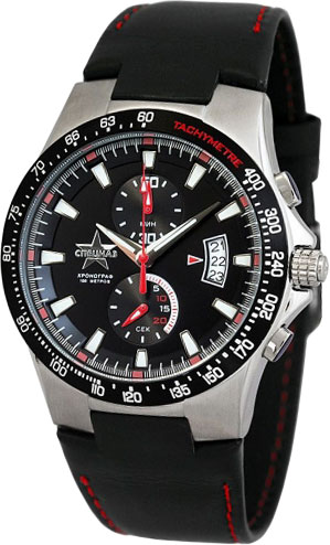 лучшая цена Мужские часы Спецназ C9460316-11