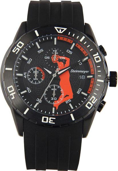 Мужские часы Steinmeyer S252.73.39 цены онлайн