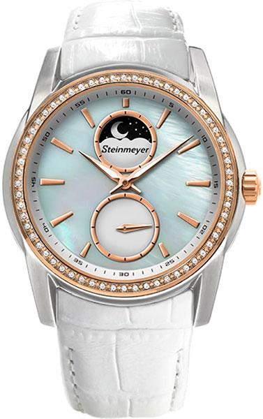 все цены на Женские часы Steinmeyer S811.34.43 в интернете