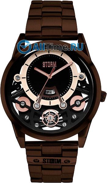 Мужские часы Storm ST-47228/BR-ucenka мужские часы storm st 47230 sl