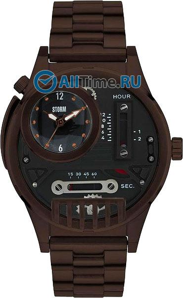 Мужские часы Storm ST-47237/BR мужские часы storm st 47237 bk