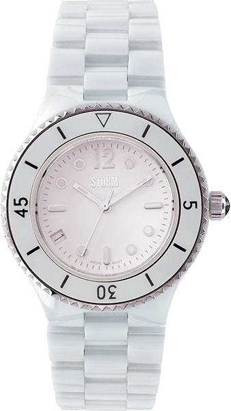 Женские часы Storm ST-47090/W часы nixon genesis leather white saddle
