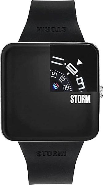 Мужские часы Storm ST-47117/BK ecowoo