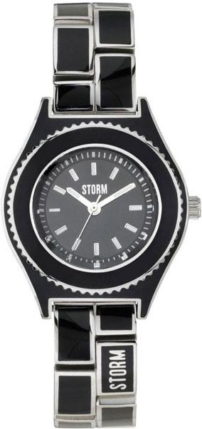 Женские часы Storm ST-47121/BK storm storm 47059 bk