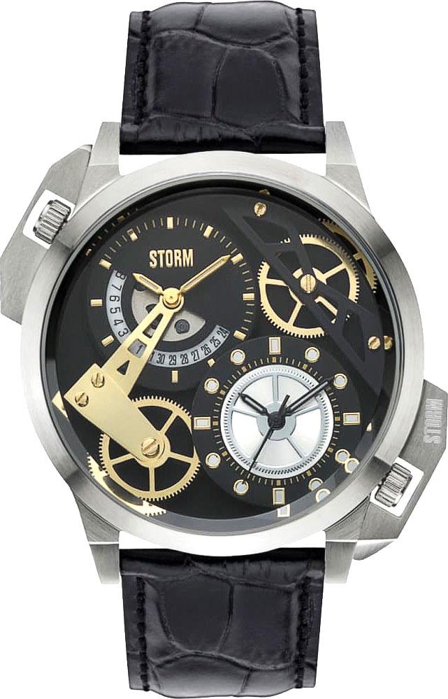 Мужские часы Storm ST-47147/BK/BK storm 47001 bk