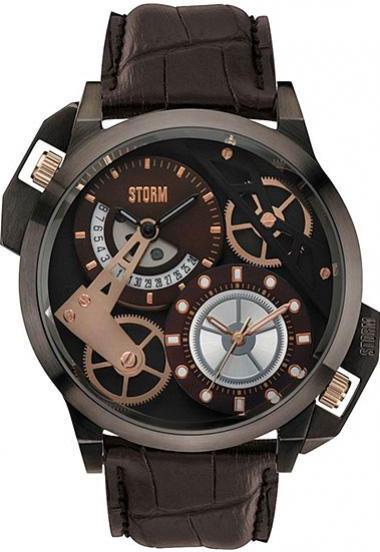 Мужские часы Storm ST-47147/BR/BR мужские часы storm st 47147 br br