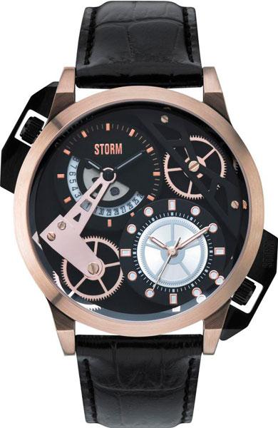 Мужские часы Storm ST-47147/RG/BK baron тирамису темный шоколад с начинкой 100 г